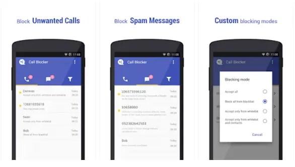 Call-Blocker-Free-Blacklist-android-app