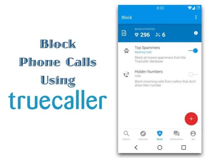 TrueCaller-Call-Blocker