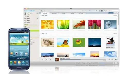 Download Samsung Kies All versions