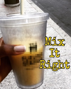 Mix It Right (Juices & Smoothies)