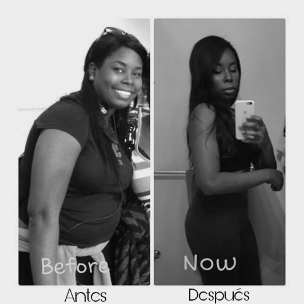 ¿Qué yo hice para perder de peso?