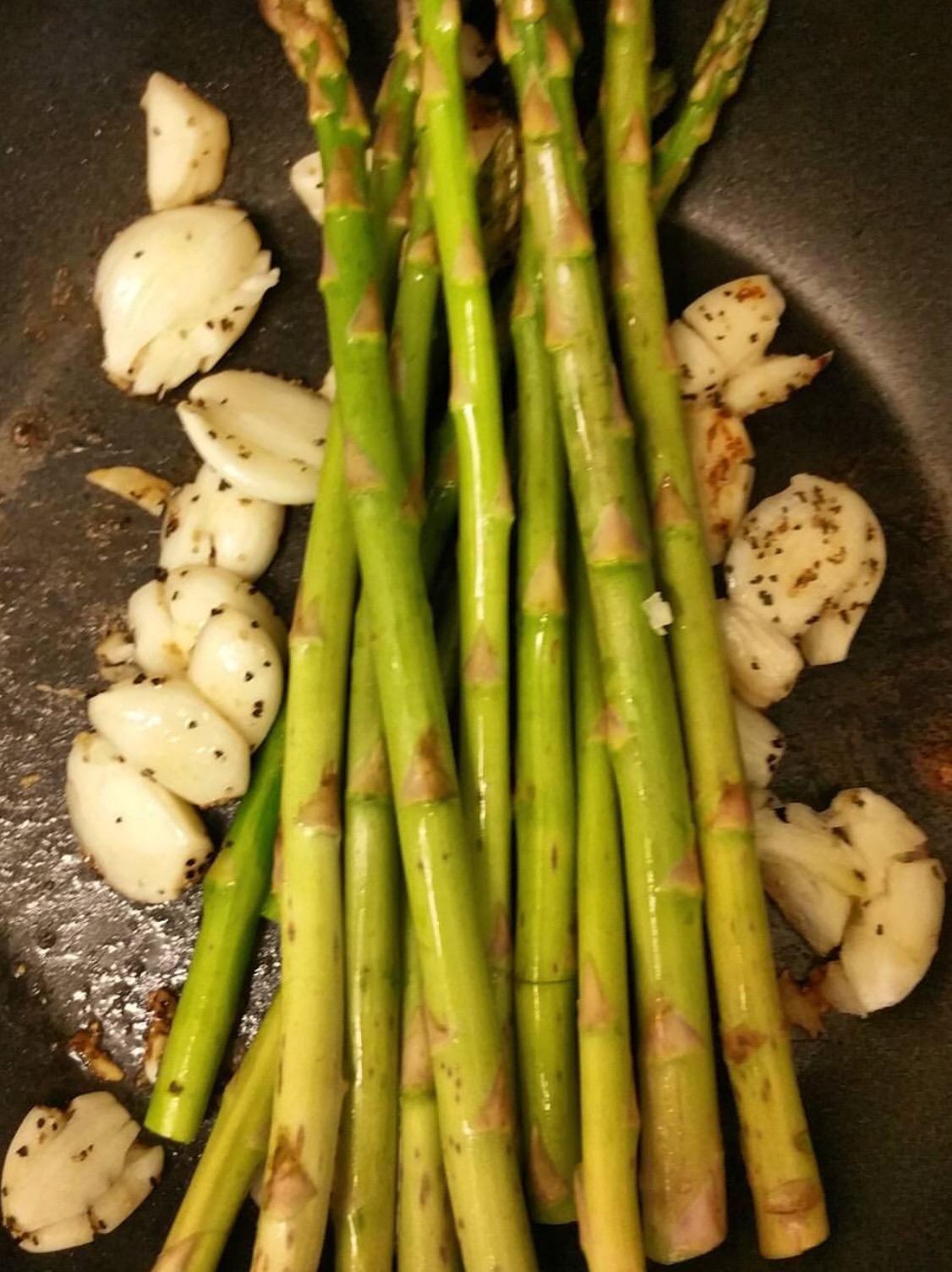 Healthy Sauteed AsparagusRecipe