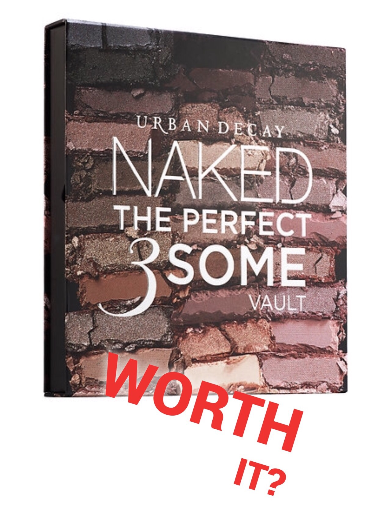 Urban Decay Vault 2017, Worth it?