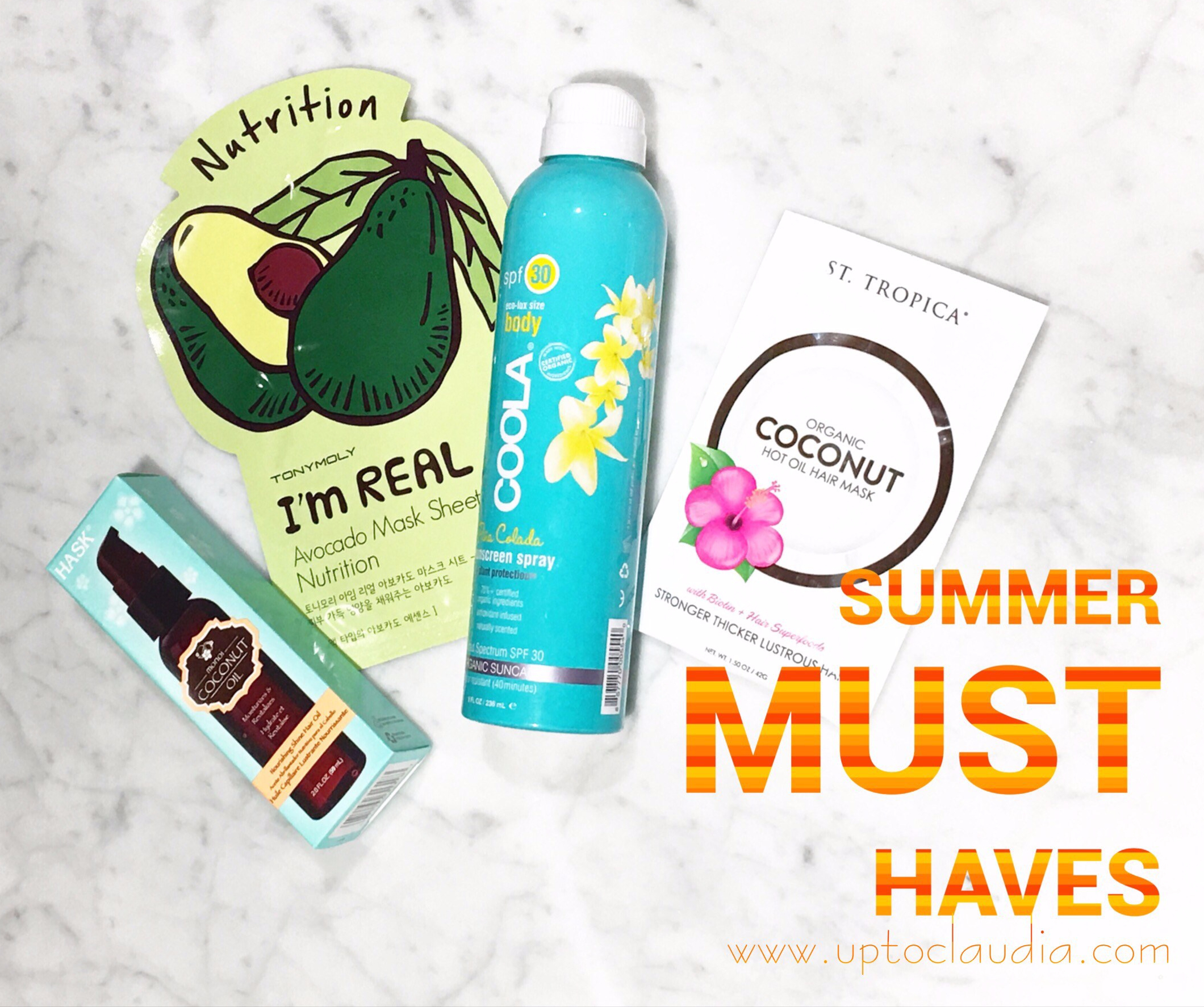 2017 Summer Must Haves