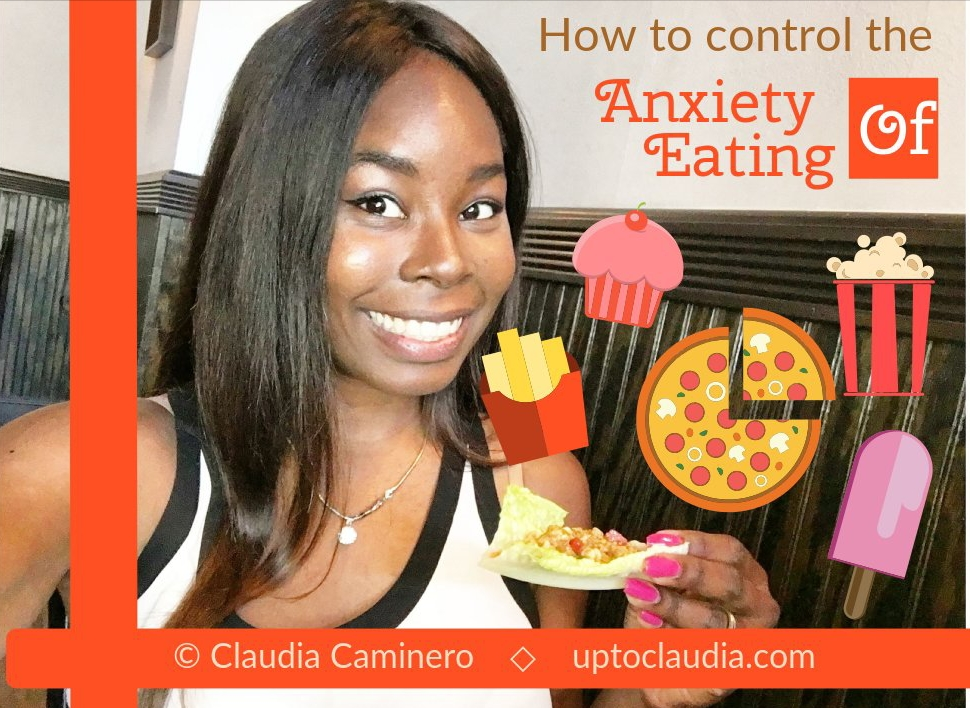 How to control the anxiety of eating?