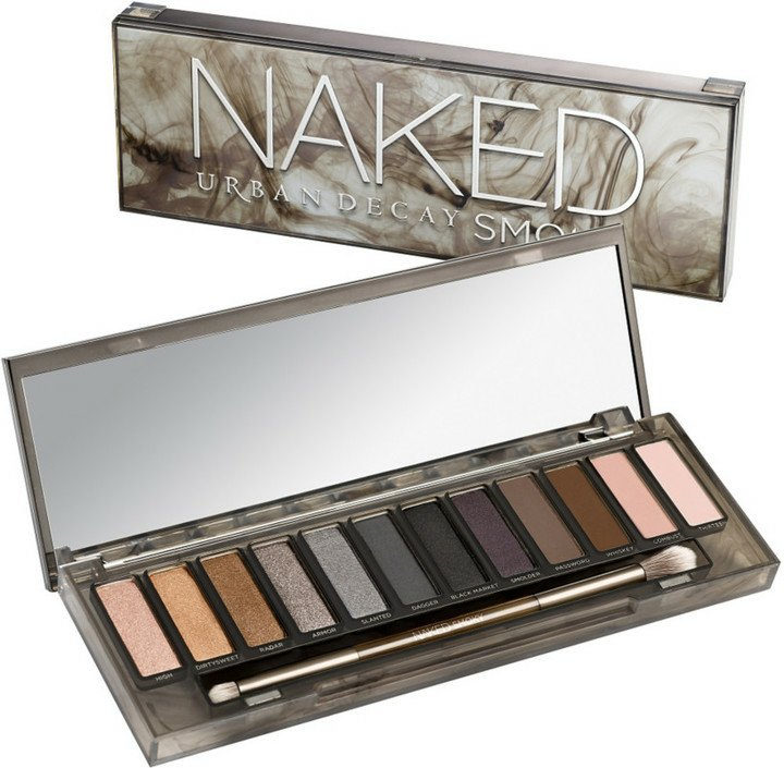 R.I.P URBAN DECAY NAKED SMOKY PALETTE- Smoky Palette to be Discontinued