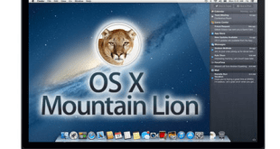 Mac OSX Mountain Lion v10.8.3