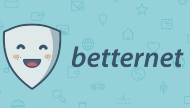 Unlimited Free VPN Betternet 3.9.5