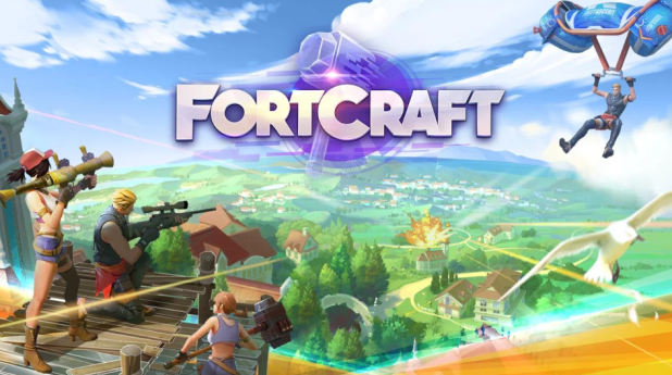 FortCraft Apk + Data For Android