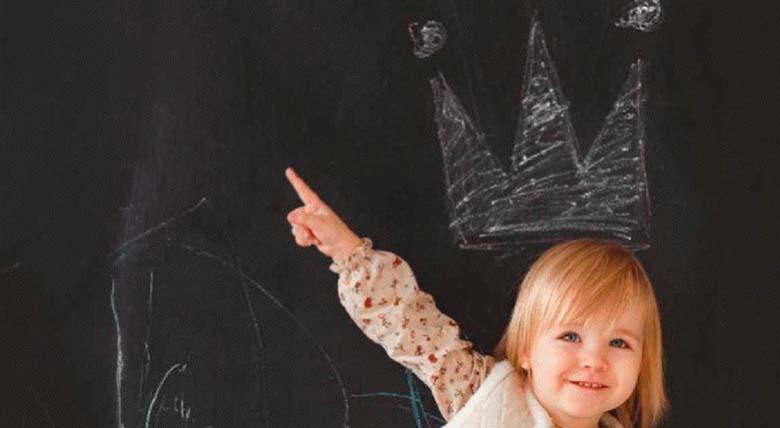 Elogios reais: crianças esforçadas. Elogios fracos: crianças desistentes