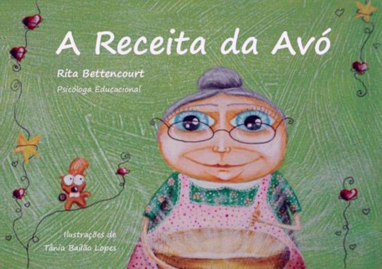 A Receita da Avó, um livro que fomenta o diálogo em família