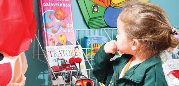A importância da leitura de Histórias no pré-escolar