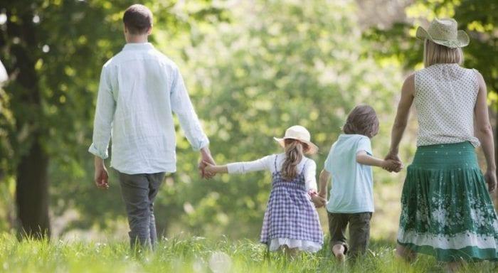 Ser família