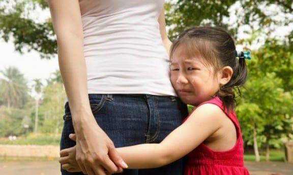 Ansiedade de separação: Uma ansiedade de relação
