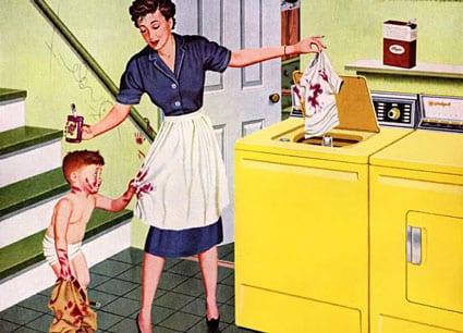 És mãe a tempo inteiro? O que é que fazes todo o dia?