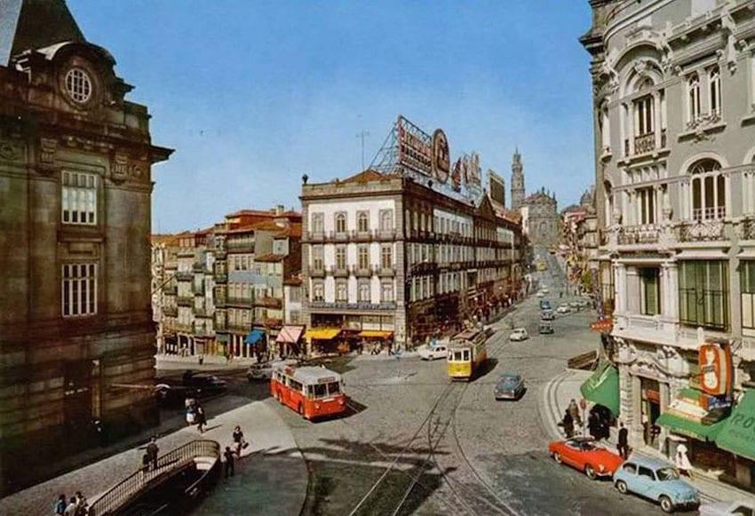 Cresci no Porto na década de 80