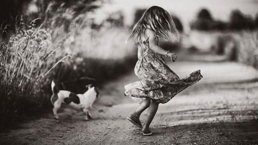 Memórias de infância: Lembro-me de não ver esforço nos meus pais