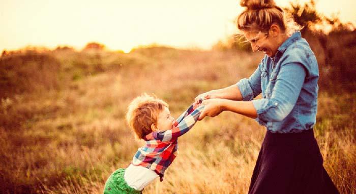Criar com o coração é ancorar, é conectar com as crianças.