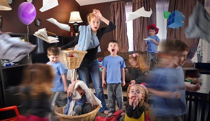 Como lidar com o stress matinal entre pais e filhos