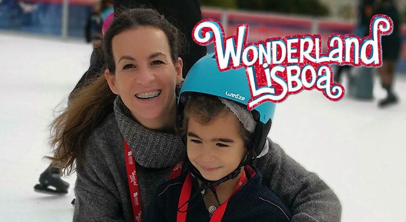 wonderland Lisboa Up to kids Huawei