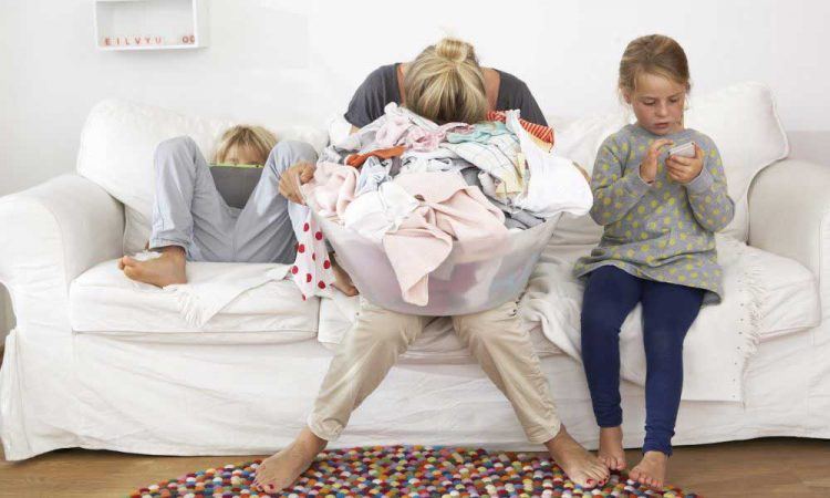 BurnoutParental. A corrida da parentalidade.