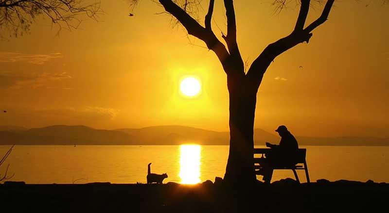 E se não houver sol ? Quero reencontrar-te diferente no fim destas férias porque fizeste o mesmo. Quero ler em ti outro final, porque reescreveste as tuas histórias.