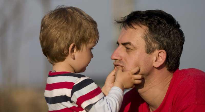 conectares com o teu filho