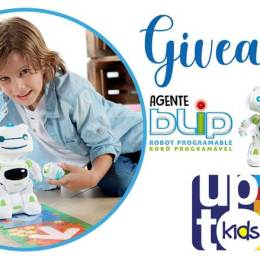 GIVEAWAY | Agente BLIP
