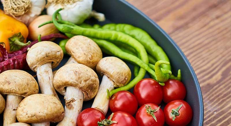 Alimentação Sustentável como equilíbrio entre a produção alimentar, saúde e protecção ambiental