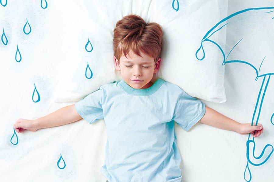 Enurese: o problema da cama molhada