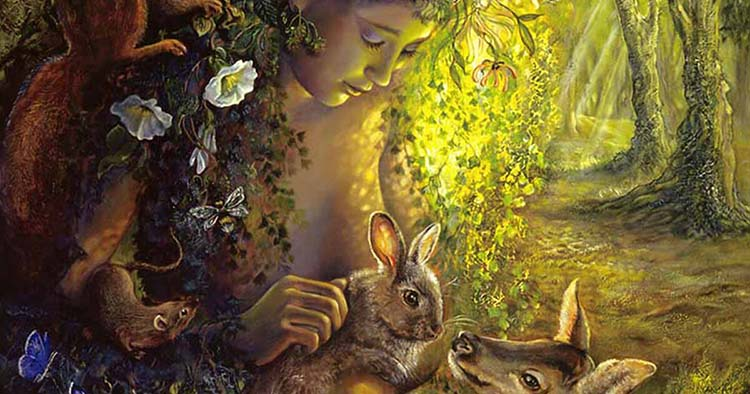 Equinócio da primavera. A história de Ostara e o coelho da Páscoa