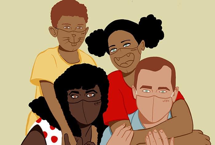 Mascaras cor de pele