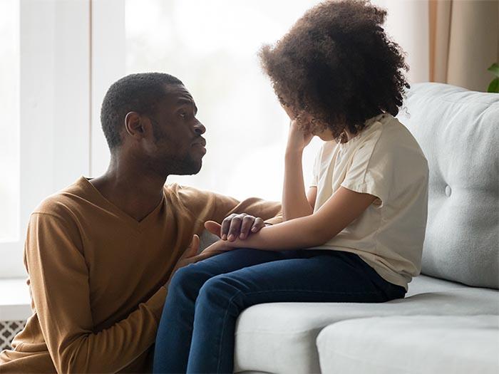Pais de filhos com necessidades específicas
