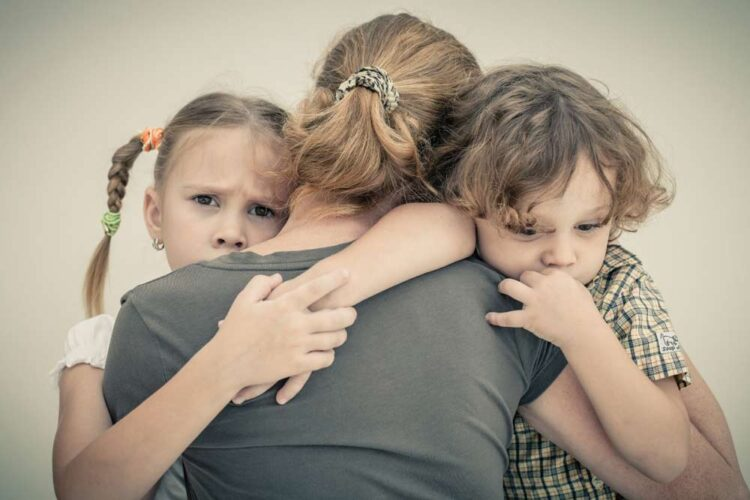 As crianças e a morte - O luto por idades