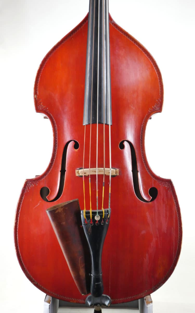 Double Bass Strings Notes : double, strings, notes, String, Pollmann, Double, Bass,, Upton