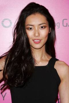 Hairstyles For Long Hair - Liu Wen