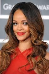 Hairstyles For Long Hair - Rihanna