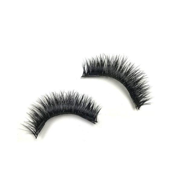 Mink magnetic eyelashes