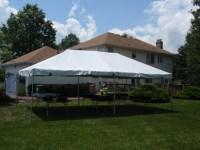 Tent, Frame 15'x 30' - Uptown Rentals