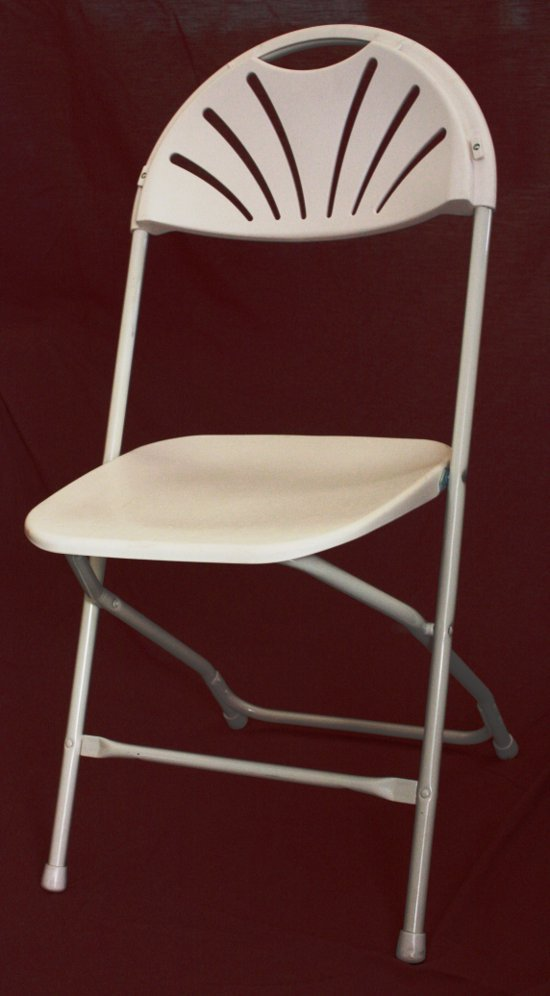 banquet chair covers with sashes comfortable office chairs for gaming folding fan back - uptown rentals