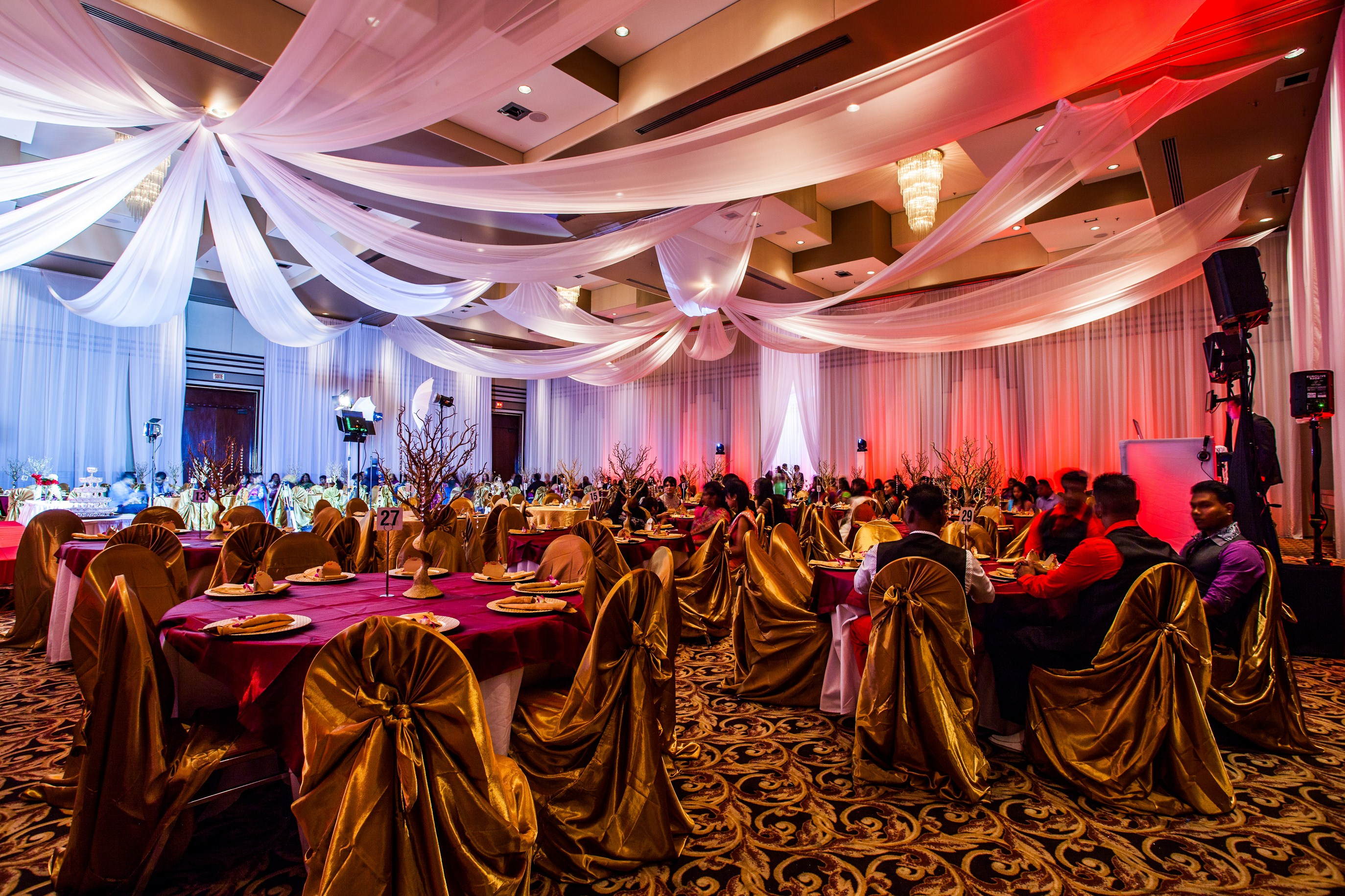 wedding chair covers montreal rocker gaming bluetooth chateau royal laval tamil for jeetha and sasi