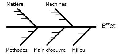 exemple diagramme ishikawa