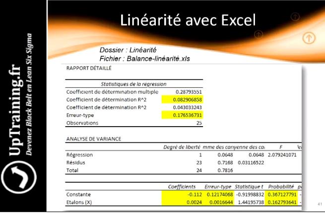 linéarité-excel-systeme-mesure