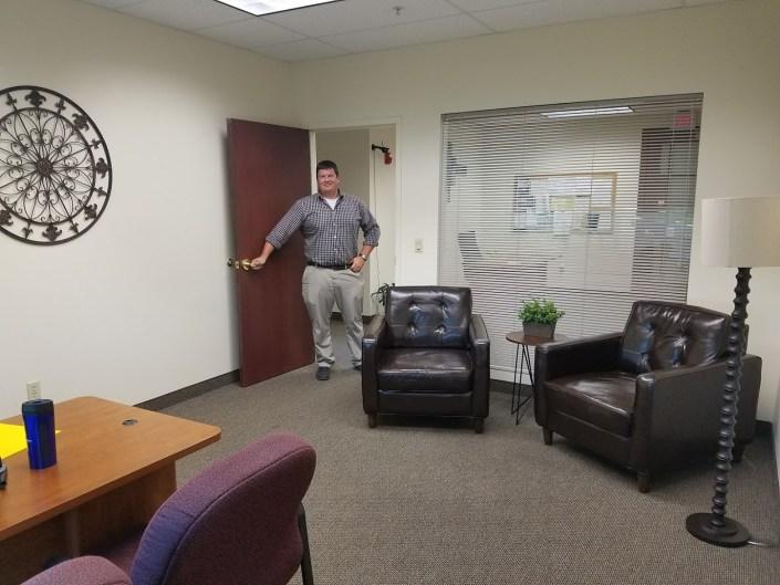 John Paull inside Uptrend Office