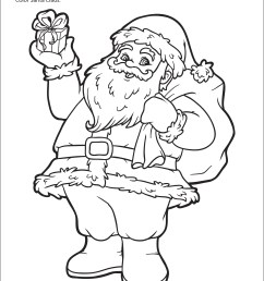 Christmas Coloring Worksheets Kindergarten   Printable Worksheets and  Activities for Teachers [ 3300 x 2550 Pixel ]