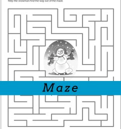Create Maze Worksheets   Printable Worksheets and Activities for Teachers [ 3300 x 2550 Pixel ]