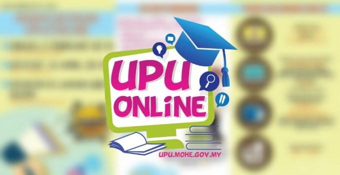 Kategori Permohonan UPU Bagi Lepasan SPM/ STPM 2019-2020