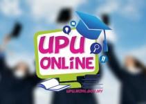 Borang Permohonan UPU 2019/2020 Online