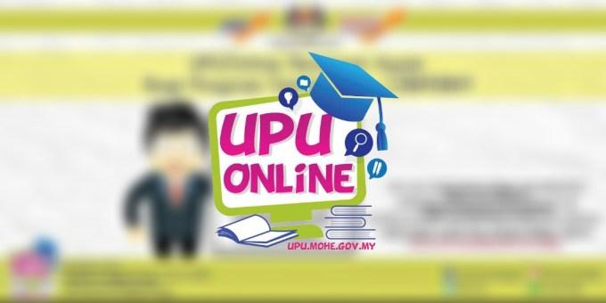 Permohonan UPUOnline Penjawat Awam Program Tajaan JPA 2019/2020 (CBBDPBKP)