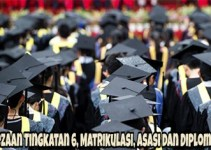Perbezaan Tingkatan 6, Matrikulasi, Asasi dan Diploma IPTA